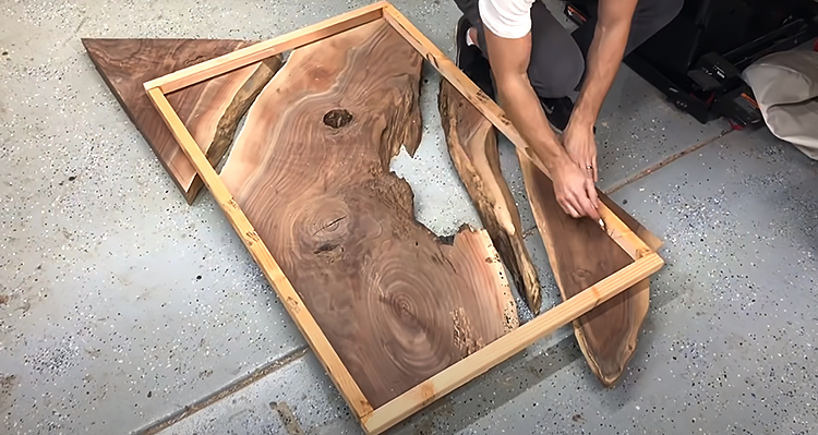 Подготовка дерева